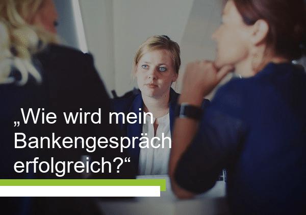 Das Bankengespräch