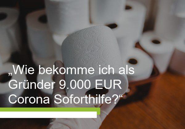 Corona Zuschuss NRW