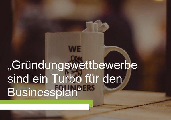 Der Turbo für den Businessplan