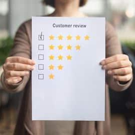 Kundenempfehlungen